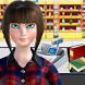 Book Store Cash Register: Girl Cashier & Manager by My Bucket List