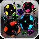 Black Bubble Live Wallpaper by Crown Apps