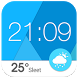 Material Design Cool Widget by
