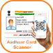 Fastest Aadhar Card Scanner by Zia Apps Studio