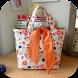 DIY Bag Project by Marasheta