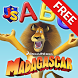 Madagascar: My ABCs Free by Knowledge Adventure, Inc.