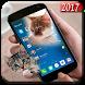 Cat In Phone- Cat walking On Screen Prank 2017
