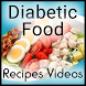Diabetic Food Recipes Videos by Recipes Videos