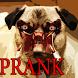Prank Bloodthirsty Pug by Avva