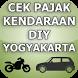 CEK PAJAK KENDARAAN YOGYAKARTA by First Media Development