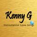 Best Love Songs KENNY G by MAHAMERU APP MUSIC