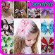 NEW DIY Hair Bow Tutorial by Danrundroid