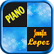 Jennifer Lopez piano tiles by Whomedork Labs