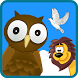 Learning Birds & Animals Book by Suave Solutions