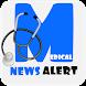 Medical News Alert by Tech Blinks App