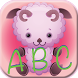 First Words ABC Learn Animals by Monimii