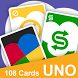 108 Uno Cards by Olif games