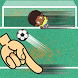 Penalty Kick/Soccer game by takamico