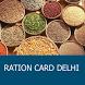 Ration Card - Delhi by dragonbytes