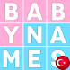 Baby names Turkey by Niels van Hove