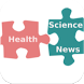Health & Science Feeds Reader by T F Creative Studio