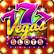 Vegas slots - Deluxe Casino by Blondea Games