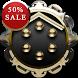 Gold D Smart Launcher theme by SaintBerlin