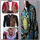 African style men clothing by htcdev
