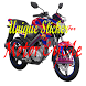 Unique Sticker for Motorcycle by adielsoft