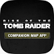Rise of Tomb Raider Maps by Dorling Kindersley
