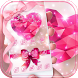 Pink Diamond Theme Heart Stone by SkyCity Apps