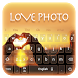 Love Photo keyboard Theme by Echo Keyboard Theme