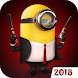 Minions Weather -local Forecast Widget Radar map by Weather Widget Monster Hunter- Radar , storm , ice