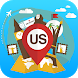 United States offline guide US by Hikersbay - free offline travel guides and maps
