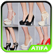 Women Fashion Shoes by atifadigital