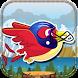 Chirpy - The Helmet Head Bird by BULLBITZ