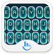 Fluorescent Light Keyboard by Love Free Themes