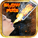 Fire Screen Touch Prank by Ghost Pranks