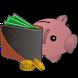 Piggy & Wallet by Meztli