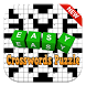 Cross Words Puzzle Easy by Bate Interactive