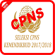 Soal CPNS KEMENDIKBUD 2017/2018 by FM Media Labs
