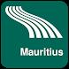 Mauritius Map offline by iniCall.com