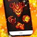 Fire Launcher by Backgrounds HD Themes