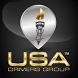 USA Black Car Driver by Durisimo App Store