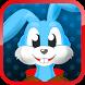 Best Skiing Rabbit by Netigen
