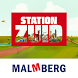 Station Zuid by Uitgeverij Malmberg