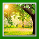 Garden Live Wallpaper by art wallpaper