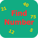 Find Number - Puzzle by DangTien