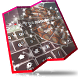 Phenomenon Keyboard Design by Cool emojis themes