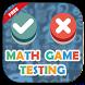 ilkokul matematik test oyunu by mobilgame