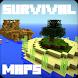 Карты на Выживание Майнкрафт