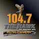 104.7 The Hawk by Savannah Radio LLC