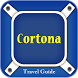 Cortona Offline Map Guide by Swan IT Technologies