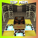 """Map """"Saw"""" for Minecraft PE. by Barium mobile"""